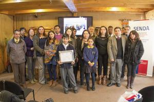 Egreso Chile Previene en la Escuela Pto Aysen