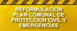 img banner reformulacion plan comunal de proteccion civil y emergencias 20153112
