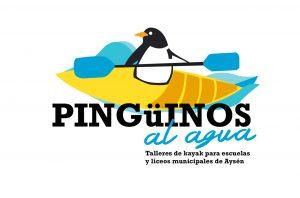 pinguinos-al-agua
