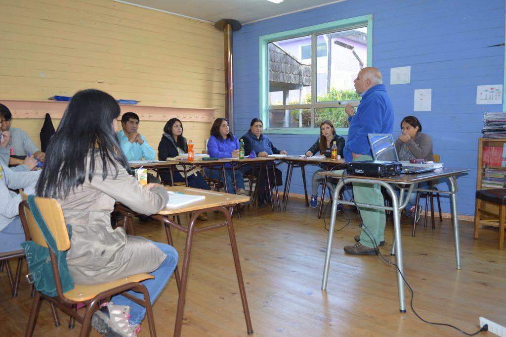 DEM Aysén lanza campaña para plan de alfabetización