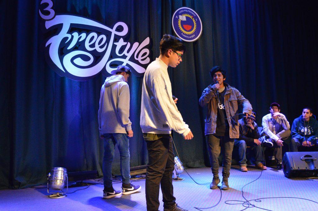 Con éxito se realizó se la tercera versión del encuentro de Freestyle