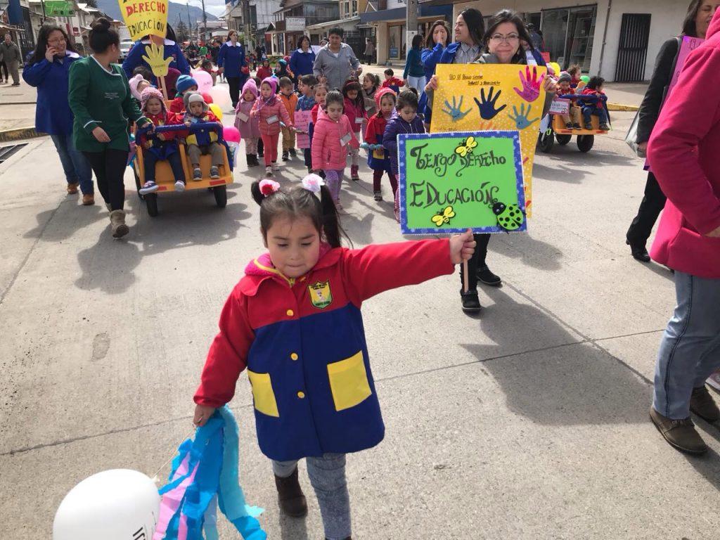 OPD conmemoró día de los derechos de los niños