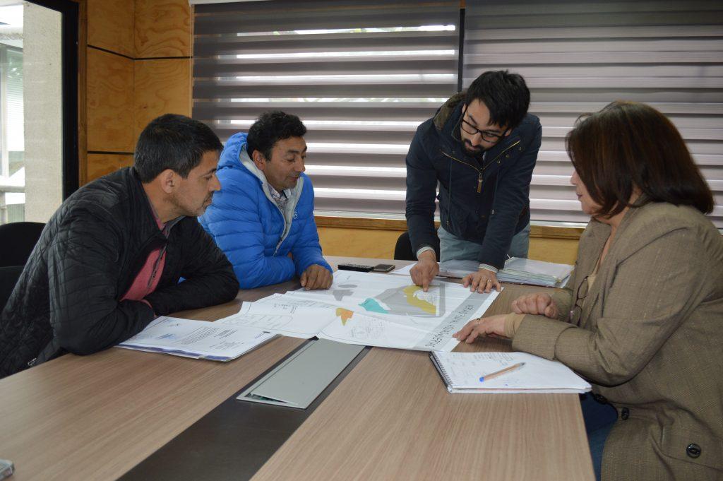 Municipalidad de Aysén envió proyecto Alcantarillado Condell, Pangal y O´Higgins a Gobierno Regional para lograr admisibilidad y obtener financiamiento