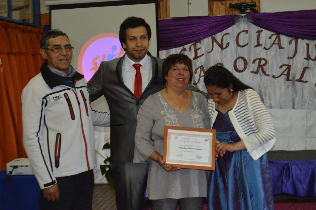 Escuela Despertar celebra cierre año escolar con significativa ceremonia