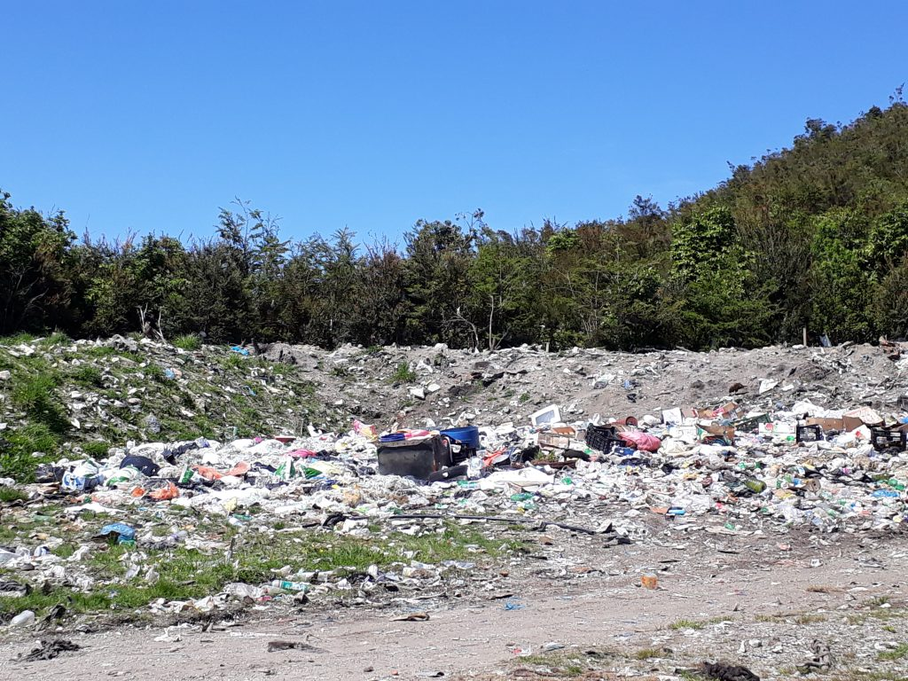 Se inicia construcción de centro de manejo de residuos domiciliarios en Islas Huichas