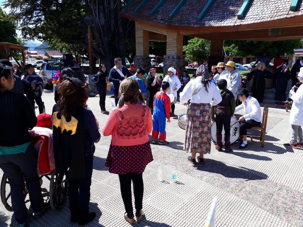Escuela Despertar lideró conmemoración del Día de la Discapacidad