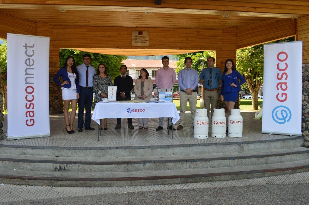 Donación de Gasco apoya a la descontaminación de la zona sur de Chile