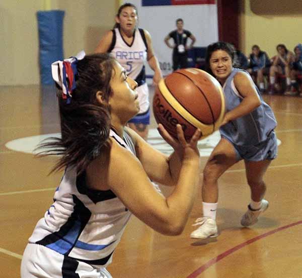 Puerto Aysén será sede del sudamericano de Básquetbol Sub 15 Femenino