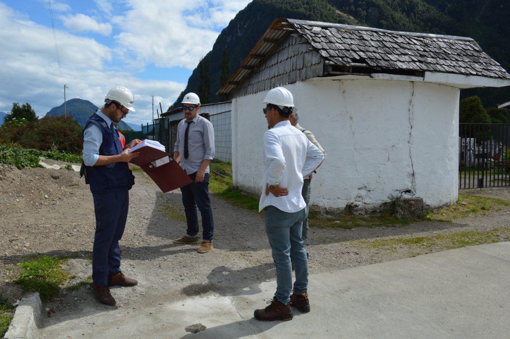 Cementerio Municipal de Aysén contará con nuevas oficinas de administración