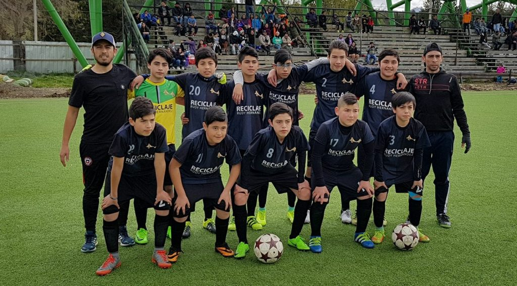 Puerto Aysén y Coyhaique son sede  del Campeonato Nacional Sub 13