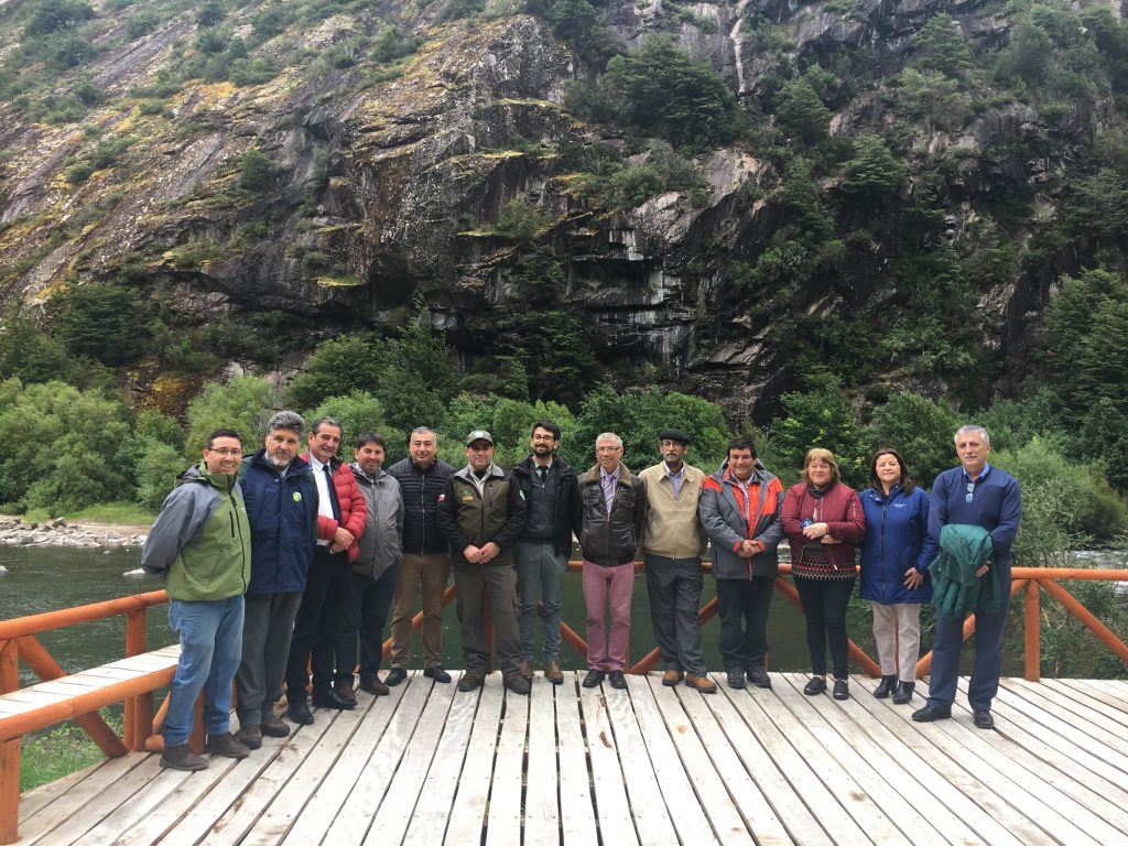 Municipio de Aysén y CONAF  firmarán convenio para promover el patrimonio turístico