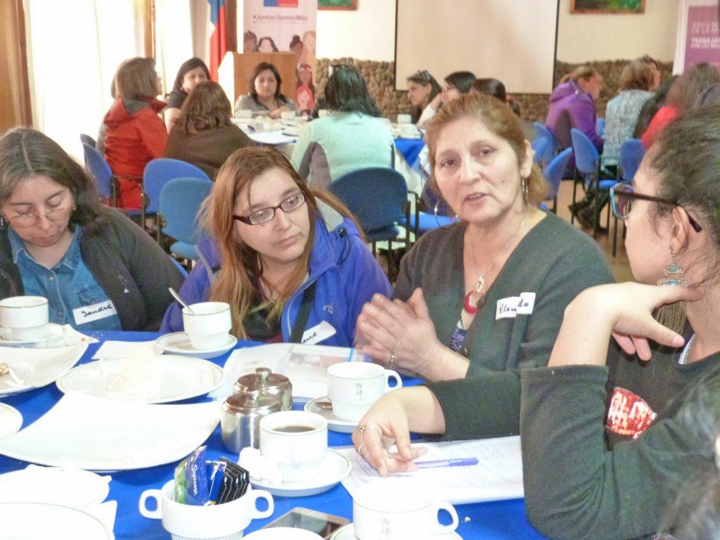 Municipio de Aysén y SernamEG  invitan a postular al Programa Mujeres  Jefas de Hogar