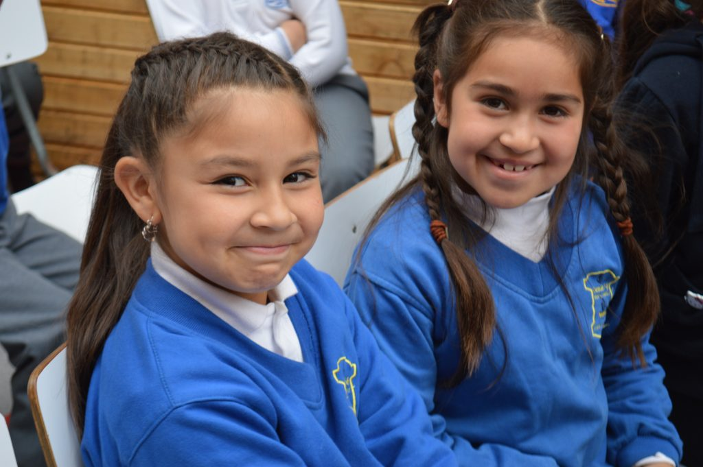 Autoridades inauguran oficialmente año escolar municipal 2018