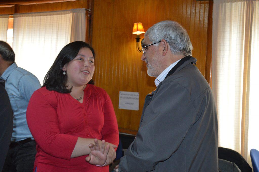 Encuentro regional de establecimientos educacionales evalúan de forma positiva programa PACE