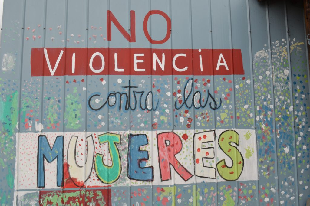 Centro de la Mujer  finaliza con éxito mes contra la no violencia