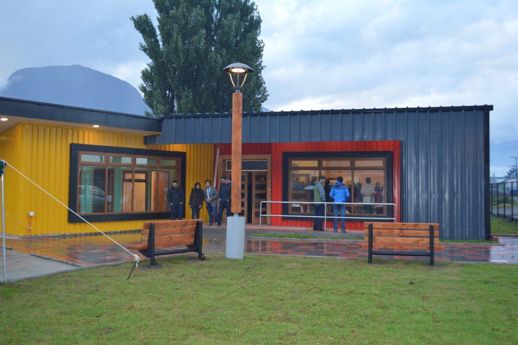 Ribera Sur Oriente de Puerto Aysén inaugura última obra del Programa Quiero Mi Barrio