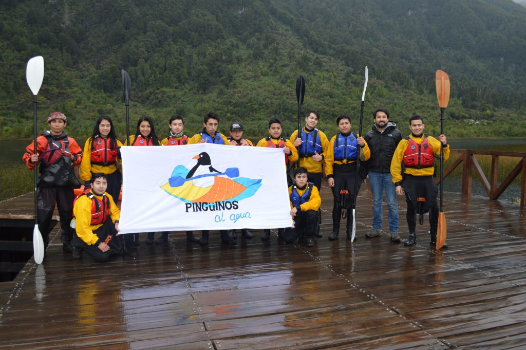 "Continúa exitoso programa municipal ""Pingüinos al Agua"""