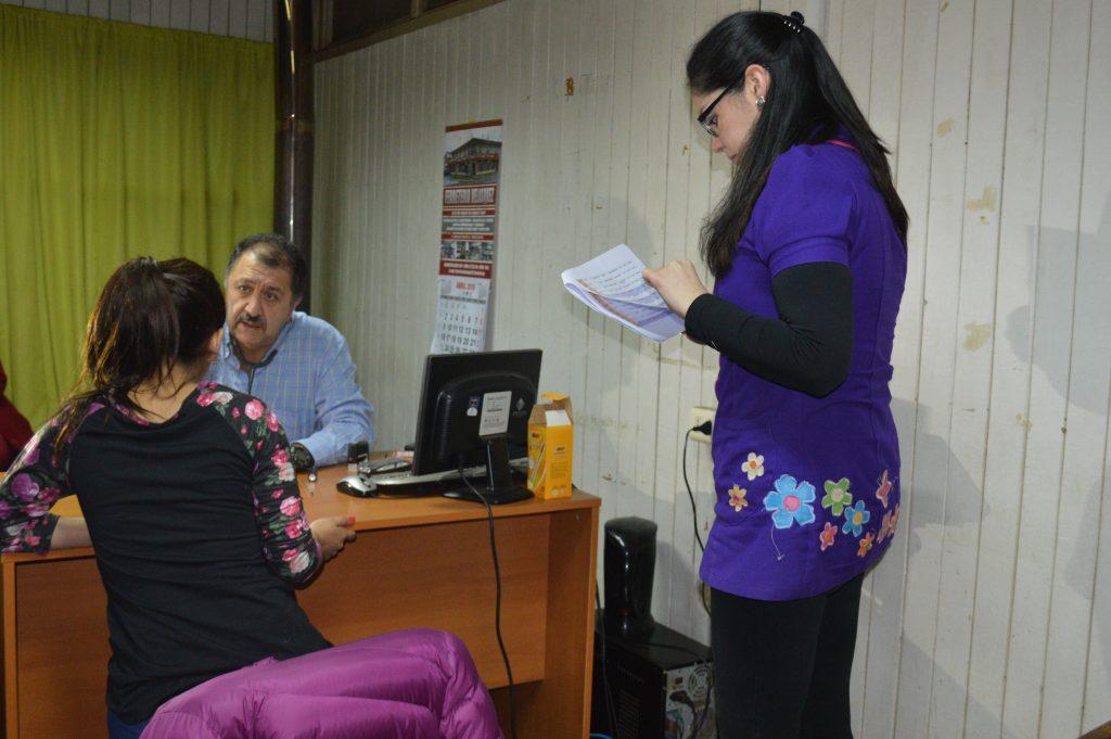 Se realizan evaluaciones médicas a alumnos del Programa Integración Escolar en Aysén