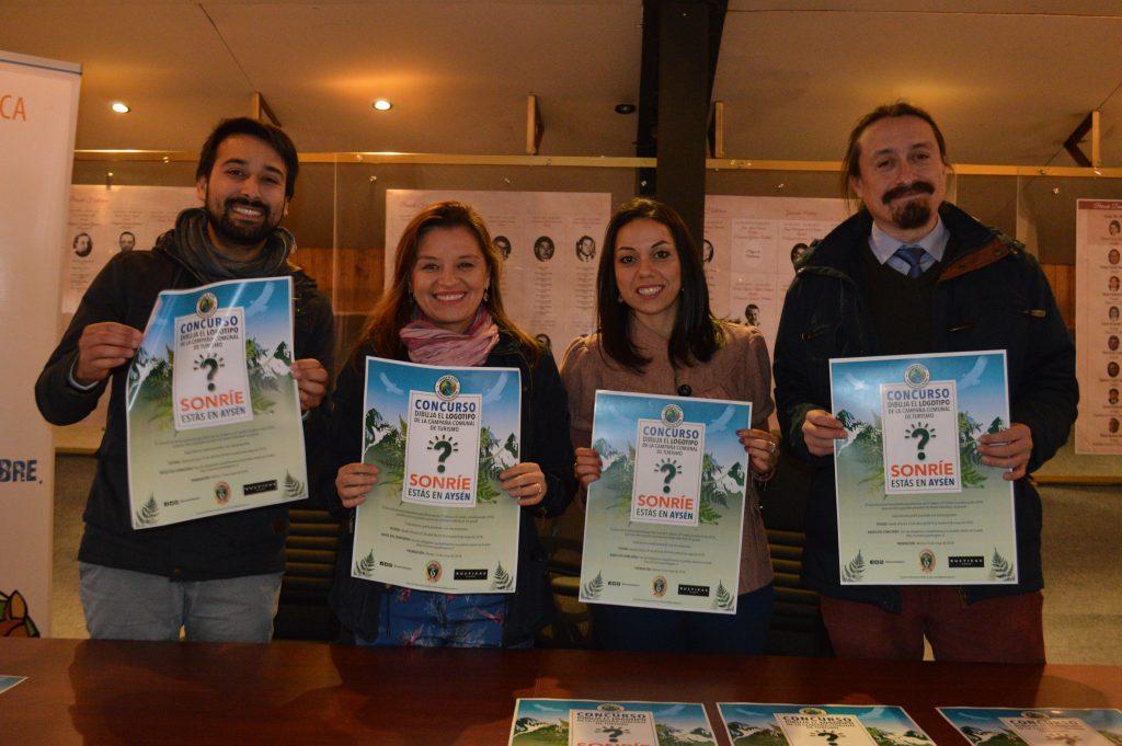 Municipalidad de Aysén lanza concurso escolar para encontrar logo de promoción turística comunal