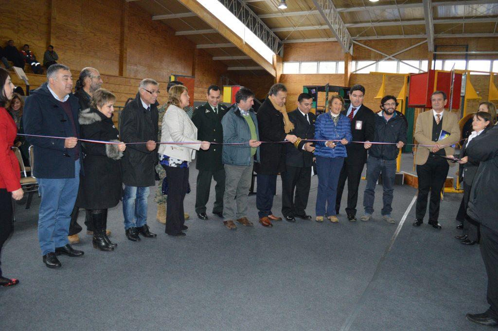 MIM llegó a Puerto Aysén con la exposición científica más emblemática
