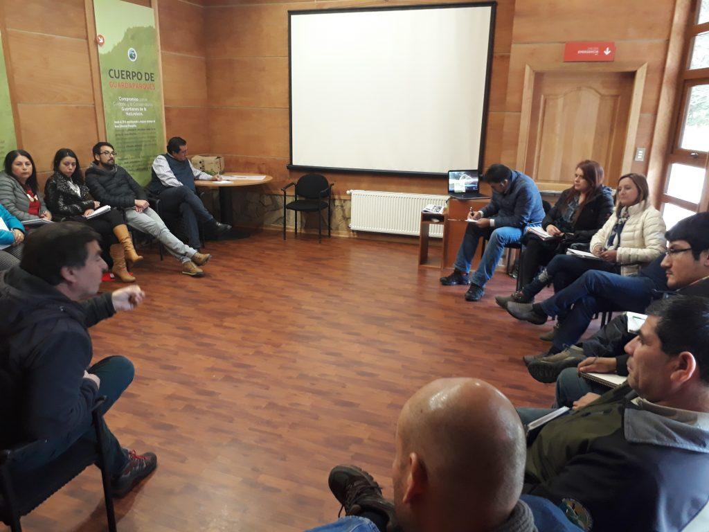 Mesa de Turismo de la comuna de Aysén se reúne con director de Sernatur