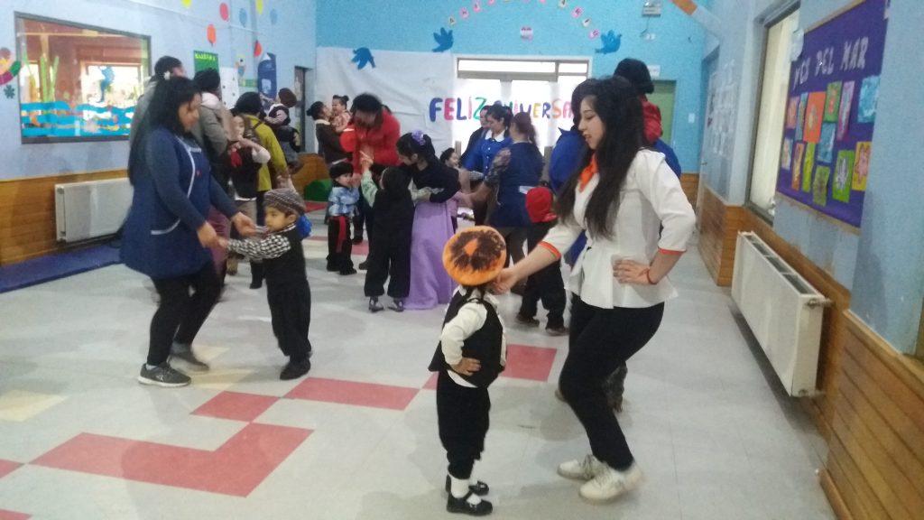 Sala Cuna Ayelen Ruka cumplió 10 años al servicio de los niños de Puerto Chacabuco