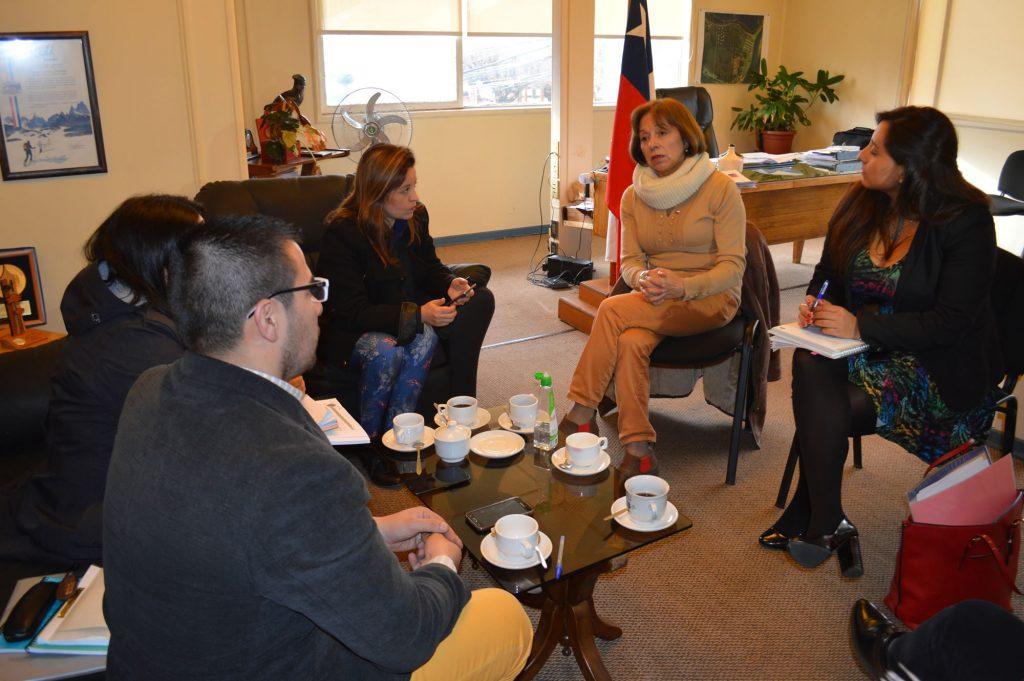 Equipos técnicos de Municipalidad de Aysén y MINVU buscan ampliar cobertura de Programa de Protección al Patrimonio Familiar