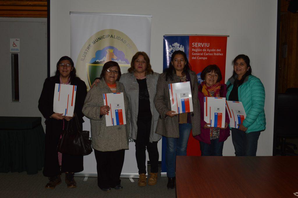 Familias de Puerto Aysén obtienen subsidios gracias a labor de Entidad Patrocinante Municipal