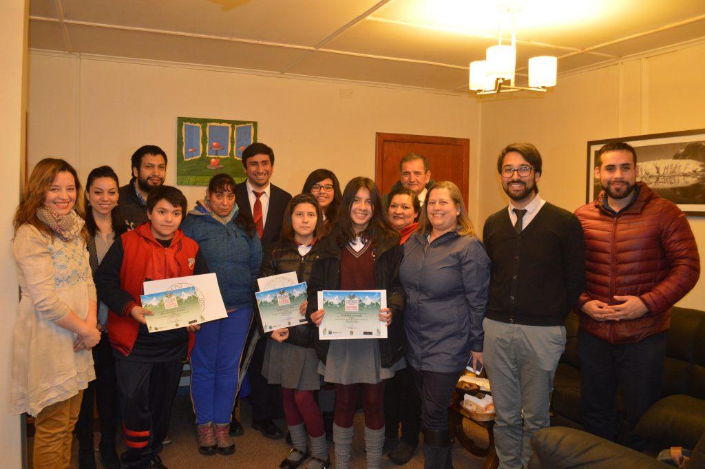 """Campaña de turismo comunal """"Sonríe, estás en Aysén"""" ya cuenta con logotipo"""