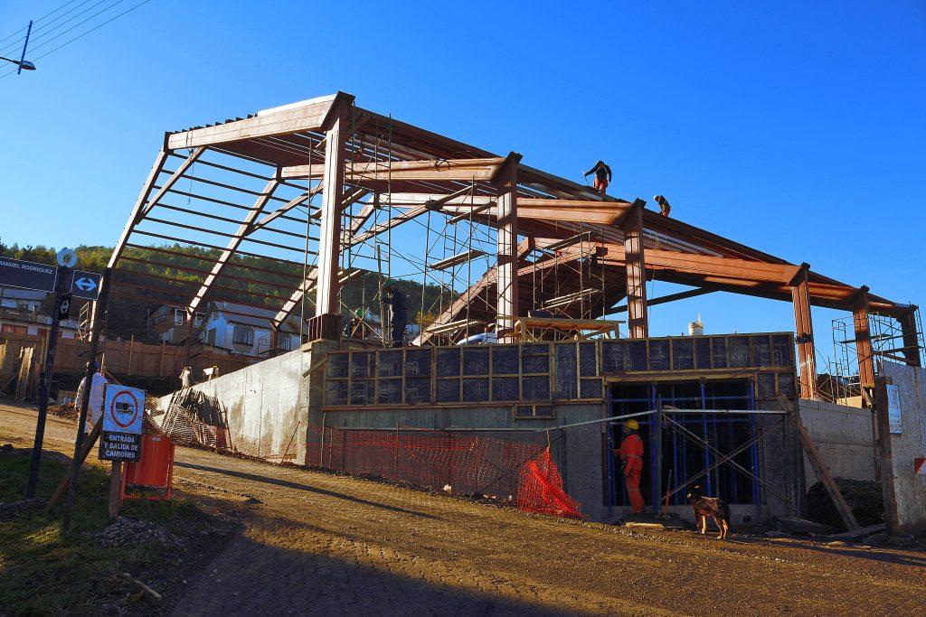 Más de $2.700 millones en obras ejecuta municipio de Aysén en Islas Huichas