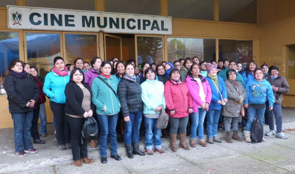 Jefas de Hogar inician Talleres de Formación para el Trabajo en programa de SernamEG y la Municipalidad de Aysén