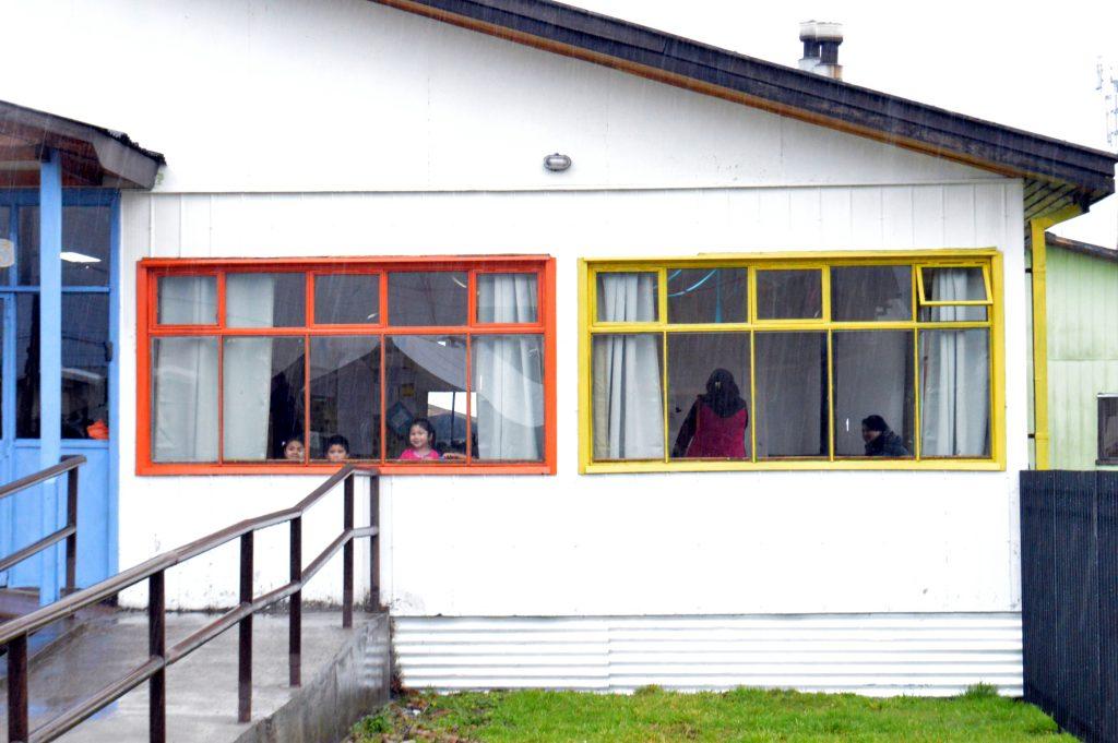 DEM Aysén cierra provisoriamente nivel sala cuna de jardín Aysén Chiquito ante aumento de enfermedades respiratorias