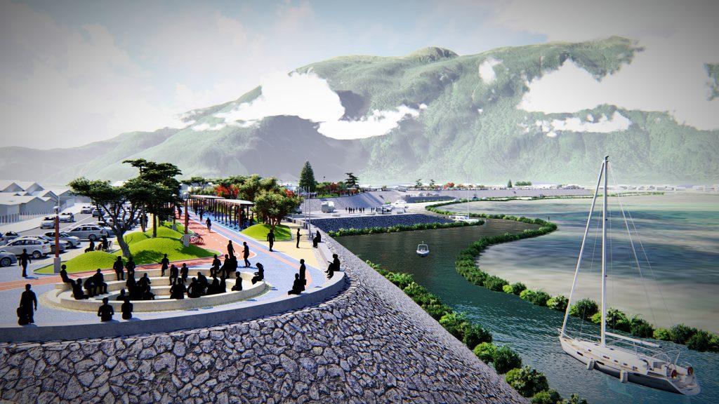 Municipio de Aysén consiguió la recomendación social para anhelado proyecto Enrocado y áreas verdes Costanera Condell