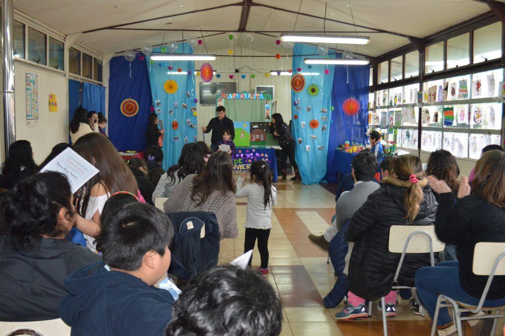 Con éxito culminan Escuelas Abiertas de Invierno en Puerto Aysén