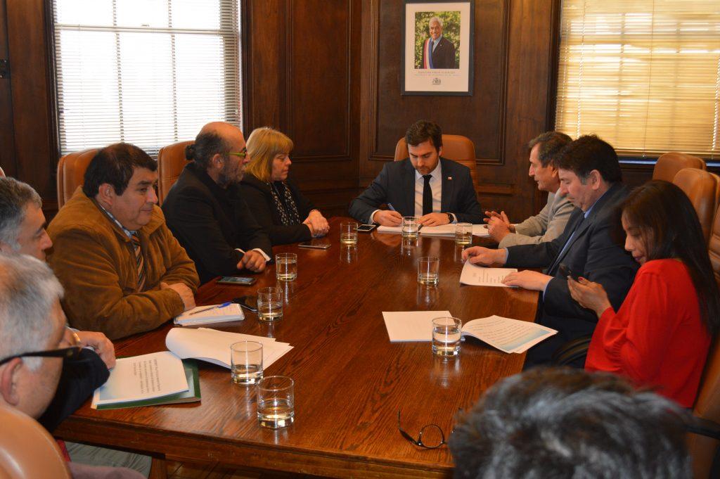 """Subsecretario de Hacienda por Zona Franca en Aysén: """"Hay que ir avanzando en la concreción de un proyecto ya definido por Ley de la República"""""""