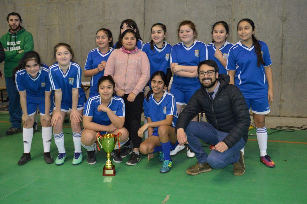 Comuna de Aysén ya tiene a sus representantes para los Encuentros Deportivos Regionales