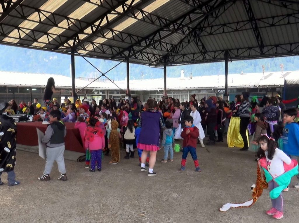 Escuela Ribera Sur celebró 29 años al servicio de la comunidad aysenina