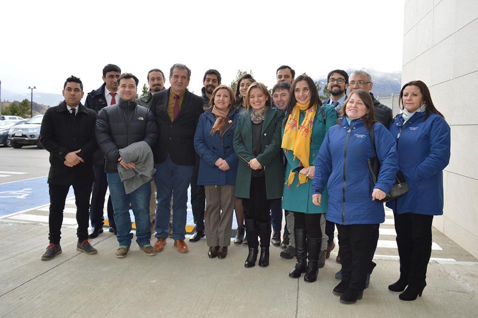 Cerca de $5.500 millones se aprobaron para construcción de enrocado y áreas verdes en costanera Condell de Puerto Aysén