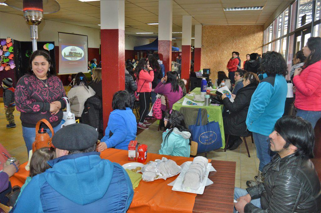 Escuela Aysén celebra 90 años de vida