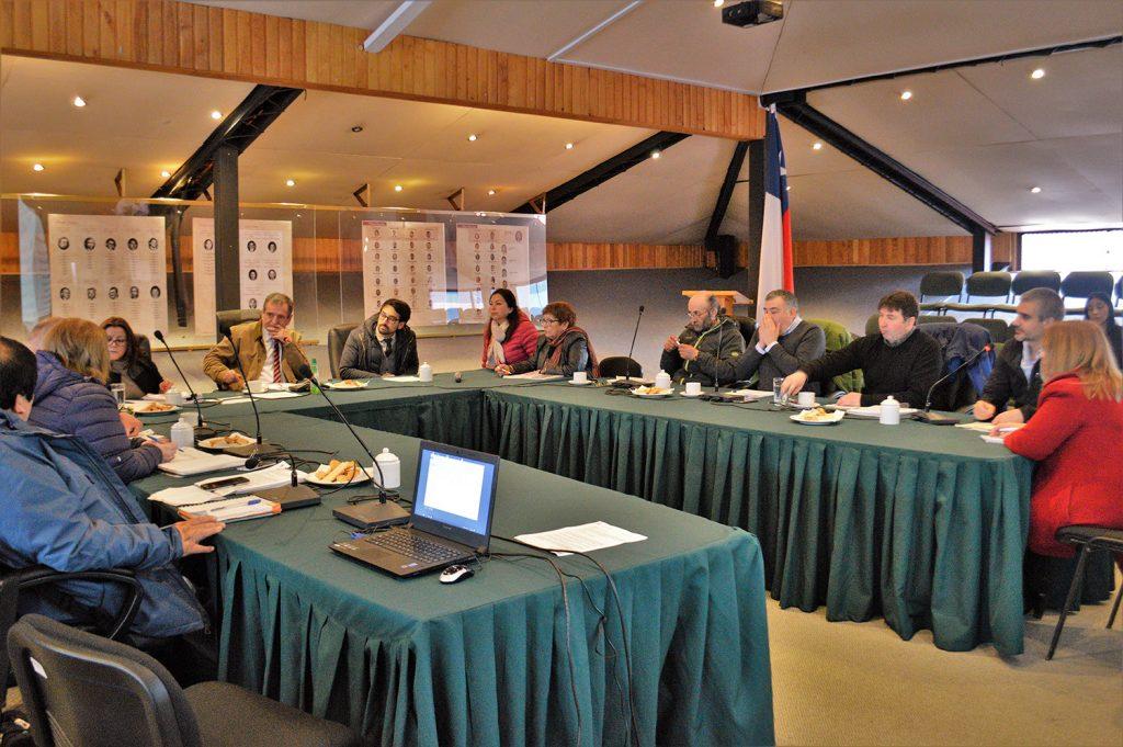Concejo Municipal de Aysén y CorpAysén proponen cinco carreras para futuro CFT de Aysén