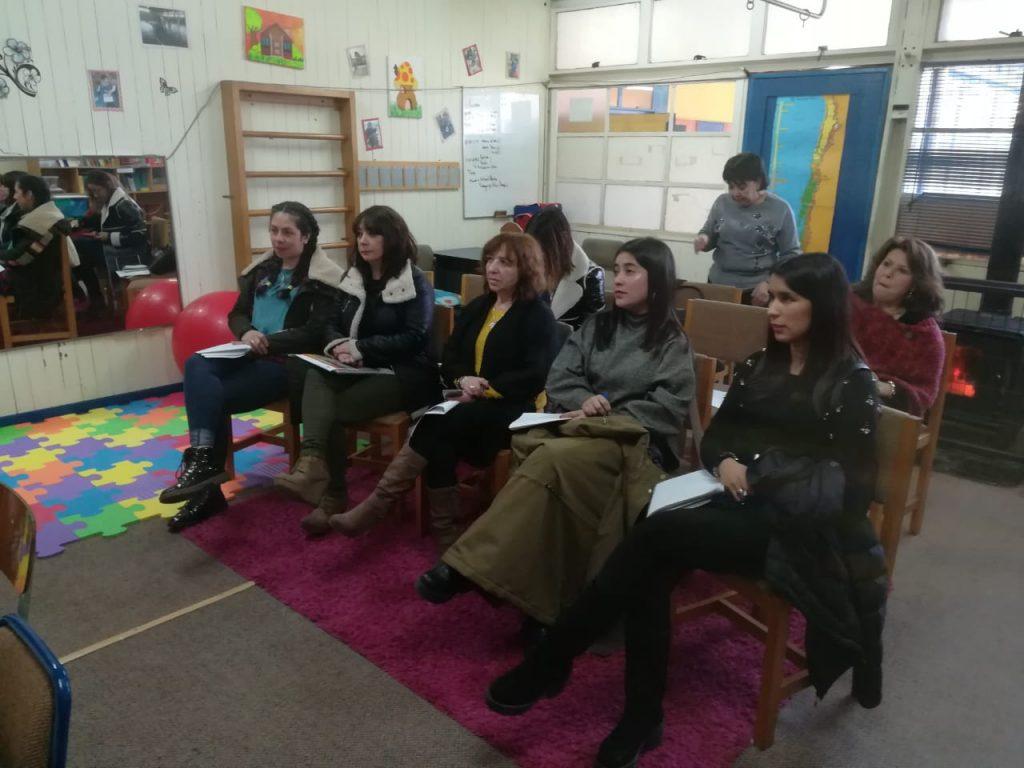 Escuela Despertar es anfitriona de pasantía de escuelas especiales de la Región de Aysén