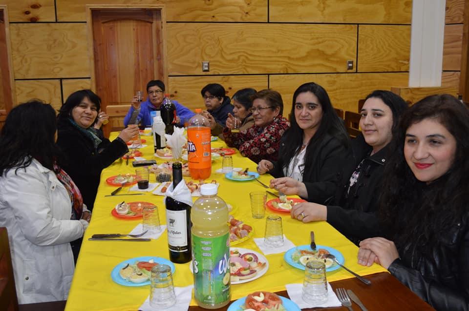 Con más 170 participantes se celebró Día del Dirigente Social