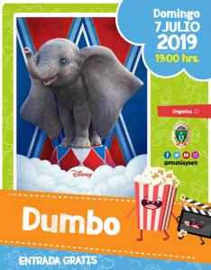 Dumbo @ Cine Municipal