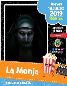 La monja @ Cine Municipal