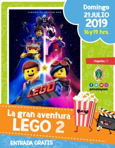 La gran aventura LEGO 2 @ Cine Municipal