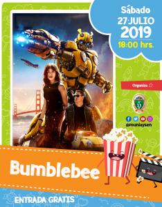Bumblebee @ Cine Municipal