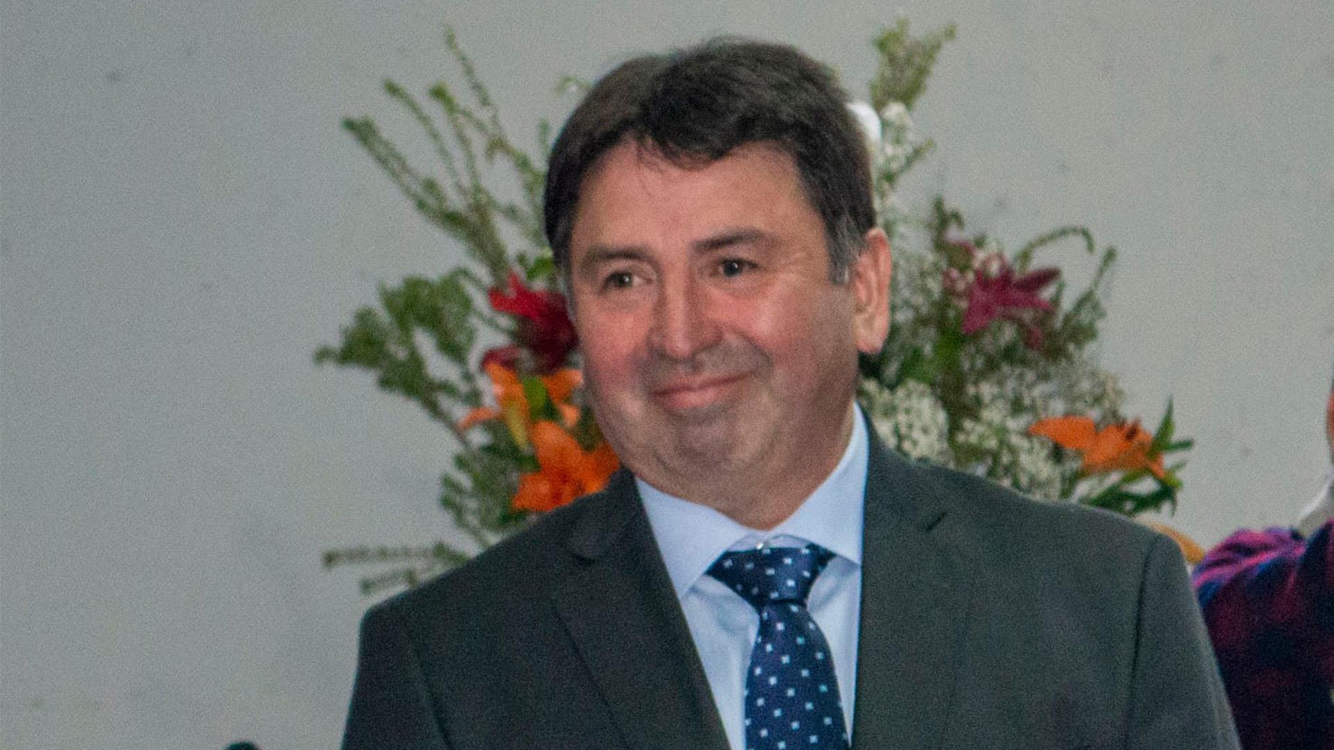 Alcalde Luis Martinez