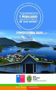 Biblioteca de Islas Huichas sumará nuevo equipamiento y mobiliario tras adjudicación de iniciativa