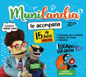 Este miércoles se estrena Munilandia: la nueva apuesta del municipio aysenino para niñas y niños de la comuna