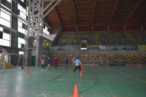 Detallan protocolo que permitirá el retorno al deporte y actividad física en Puerto Aysén a través de apertura en Polideportivo